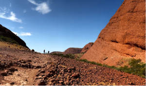 Kata Tjuta - Valley of the Winds